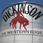 Dickinson-post